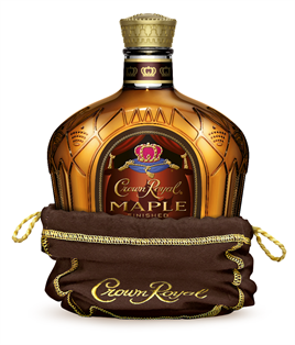 Crown Royal Whisky Maple Finished